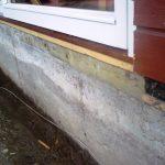 Фото 24: Фундамент деревянного дома