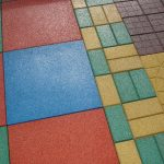 Фото 68: Цветная плитка
