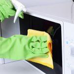 Фото 43: Чистим микроволновую печь