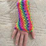 Фото 47: Браслет- перчатка
