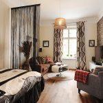 Фото 6: Гостиная и спальня интерьер
