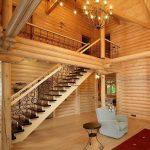 Фото 86: Деревянный дом брус