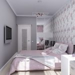 Фото 11: Длинная спальня