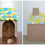 Фото 22: Домики для котов