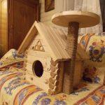 Фото 53: Домики для кошек