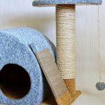 Фото 57: Домик для кошки фото