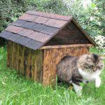 Фото 70: Домик для кошки