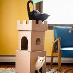 Фото 29: Дом для кота