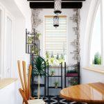 Фото 45: Интерьеры балкона