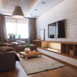 Фото 57: Интерьер гостиной и комнаты