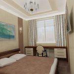 Фото 16: Интерьер спальни - планировка