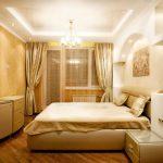 Фото 18: Интерьер спальня