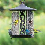 Фото 30: Кормушка для птиц фото