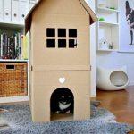 Фото 26: Кошачий дом