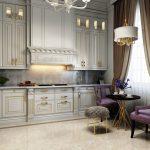 Фото 9: Кухонные шторы