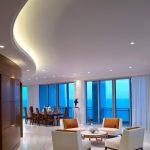 Фото 34: Навесной потолок гипсокартон
