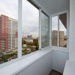 Фото 52: Остеклённый балкон