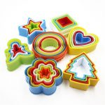 Фото 32: Печенье в разных формочках