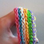 Фото 62: Плетём браслеты