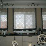 Фото 73: Римские шторы