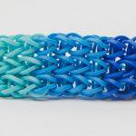 Фото 72: Синий браслет
