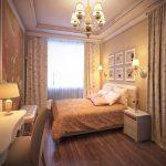 Фото 25: Спальня в стиле прованс