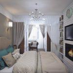 Фото 53: Спальня