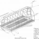 Фото 31: Схема постройки
