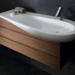 Фото 48: Тумба под раковину в ванную