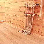 Фото 42: Тёплый пол на деревянной