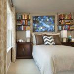 Фото 28: Фото квадратной спальни