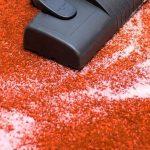 Фото 40: Чистим ковёр сода