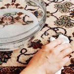 Фото 48: Чистка ковра дома