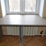 Фото 5: Встроенный стол