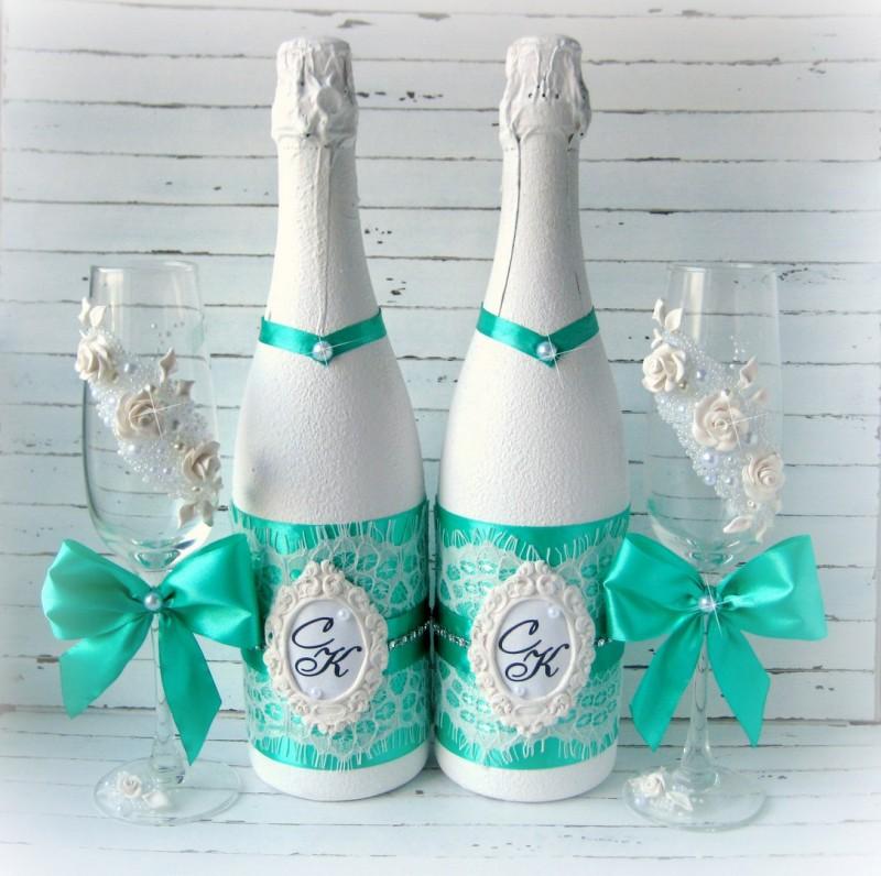 Свадебные картинки на бутылку