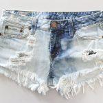 Фото 2: Джинсовые шорты