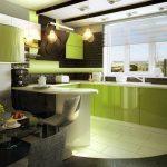 Фото 6: Дизайн и планировка кухни