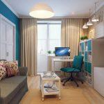 Фото 17: Интерьер и дизайн комнаты