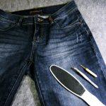 Фото 21: Как сделать джинсы