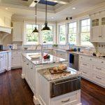 Фото 33: Кухня в американском стиле