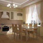 Фото 31: Кухня - гостиная