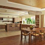 Фото 43: Кухня-гостиная