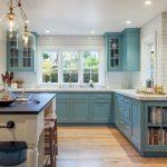 Фото 41: Кухня у окна