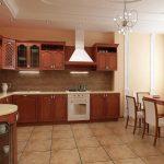 Фото 32: Кухня 20 кв м