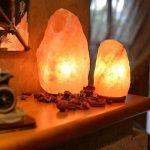 Фото 22: Лампа из соли