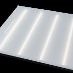 Фото 24: Офисные светильник с параллельным распределением диодов