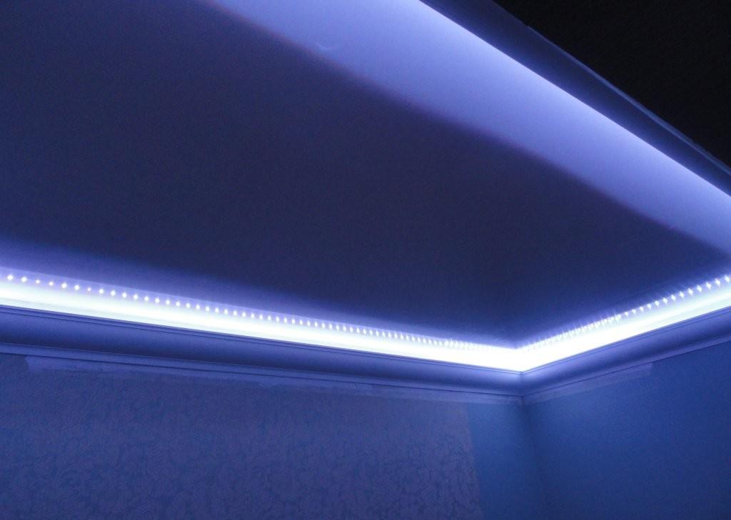 потолочный плинтус под светодиодную ленту фото необходимо выбирать