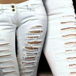Фото 33: Порезать джинсы