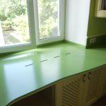 Фото 28: Салатовый стол