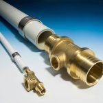 Фото 7: Соединение труб